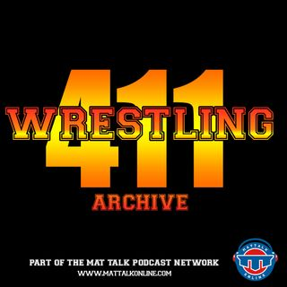 1996 Greco-Roman Olympian Gordy Morgan – Episode 140 from August 21, 2009