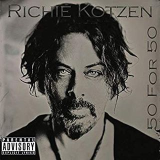 50 for 50 with Richie Kotzen