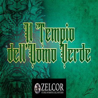 Audioracconto Il Tempio dell'Uomo Verde