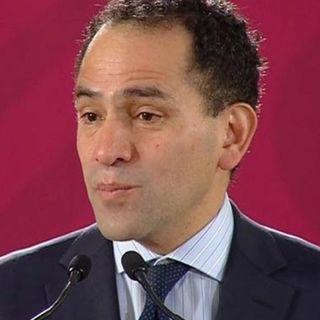Reconoce el secretario de Hacienda, Arturo Herrera recuperación económica tomará más tiempo