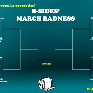 """Presents B-Sides minisode """"March Badness Round 1 Reactions"""""""