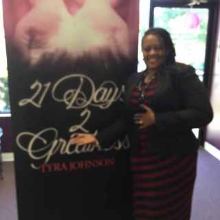 Special Guest Best Selling Author Tyra Johnson - Host Shareta