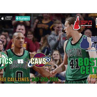33: Celtics v Cleveland Cavaliers | 2016-17 NBA Regular Season | ESPN NH