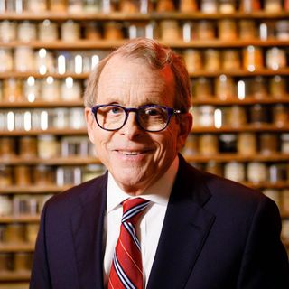 Mike DeWine discusses his campaign for Governor of Ohio