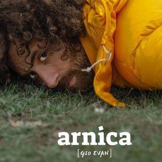 """Gio Evan debutta al Festival di Sanremo 2021 con """"Arnica"""""""