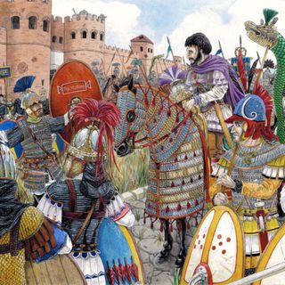 I colli fatali di Roma (536) - Ep. 68