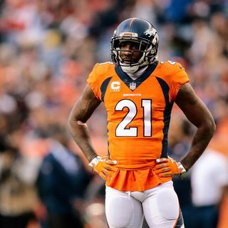 Aqib Talib TRADED to the L.A. Rams for a 5th round pick