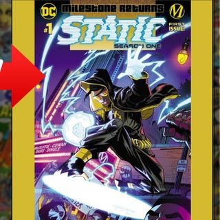 Comic Starting Points for the Week of 6/162/021 Static | Planet-Size X-Men | Jupiter's Legacy & more