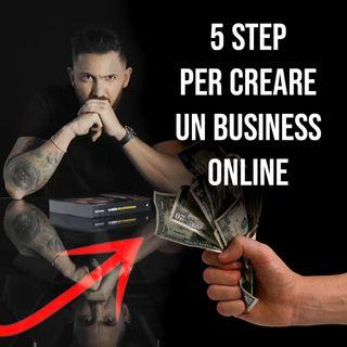5 Passi per Creare un Business Online a Qualsiasi Età