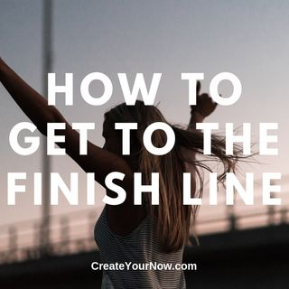 1654 How to Get to the Finish Line