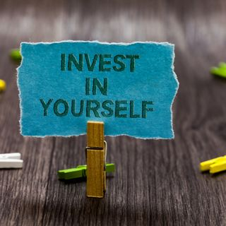 Invest in Yourself- (Pre-Rec)