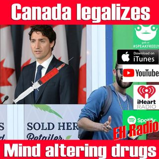 Morning moment Canada Legalizes mind altering drugs Oct 18 2018