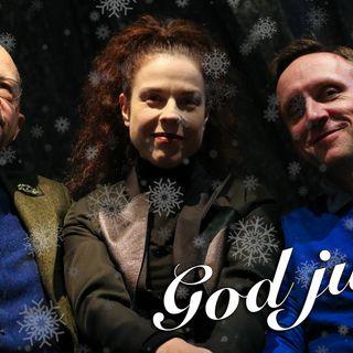 Per Naroskin, Jessika Gedin och Göran Everdahl