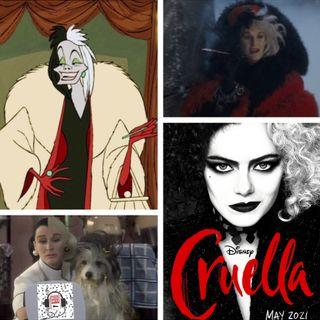 Episode 85 - Cruella De Vil Theme Songs