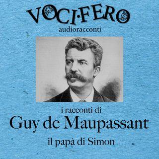 Il papà di Simon - racconto di Guy de Maupassant