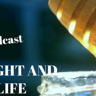 LIGHT AND LIFE by Ifeoluwa Abegunde