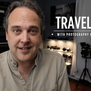 Traveling With Photography Equipment