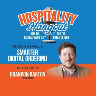 Smarter Digital Ordering   Season 4, Vol. 8: Bite