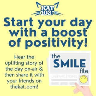 Smile File--Uber it forward