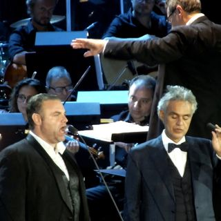 PUNTATA 2 Andrea Bocelli