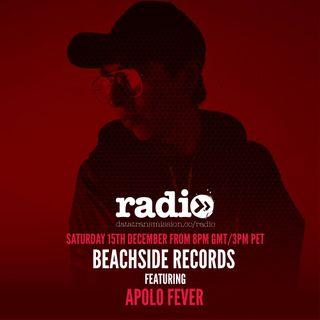 Beachside Records Radioshow Episode # 006 by Apolo Fever