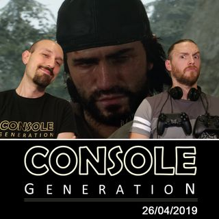 Days Gone - CG Live 26/04/2019