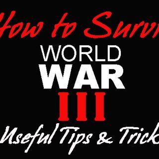 How do we Survive Americas WAR ???