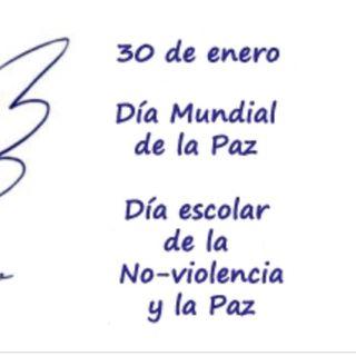POEMAS DÍA DE LA PAZ y la NO VIOLENCIA