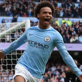 FOOTBALLER LOVE LETTERS: Leroy Sane