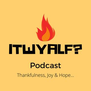 Hope, Joy & Thankfulness...