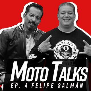 MOTO TALKS Ep. 4 | Felipe Salmán