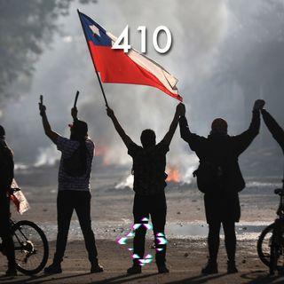 AntiCast 410 – O que está acontecendo no Chile?