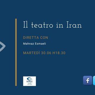 Il teatro in Iran
