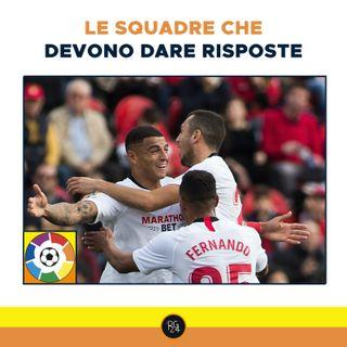 Podcast Liga - Le squadre che lottano per l'Europa devono dare risposte