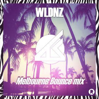 - WLDNZ -W!LD Radio- Melbourne Bounce MIX 2015 -