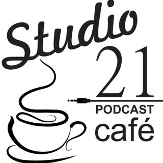 Studio 21 Podcast Cafe