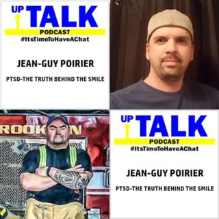 UpTalk Podcast: Jean-Guy Poirier