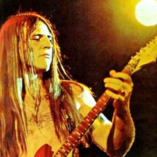 Mark Farner Formally From Grand Funk Gripped By Hendrix