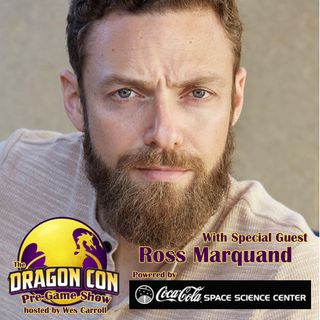 2021 Dragon Con Pre-Game Show Part 4: Ross Marquand
