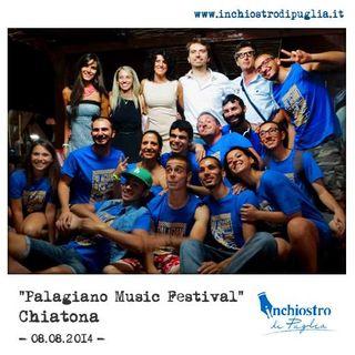 InchiostroDiPuglia@PalagianoMusicFest'14