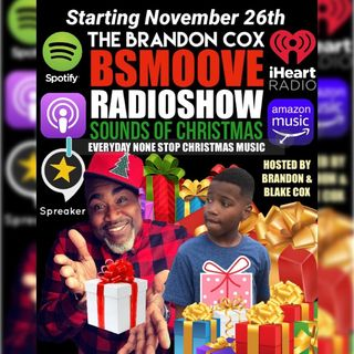 THE BSMOOVE RADIOSHOW SOUNDS OF CHRISTMAS
