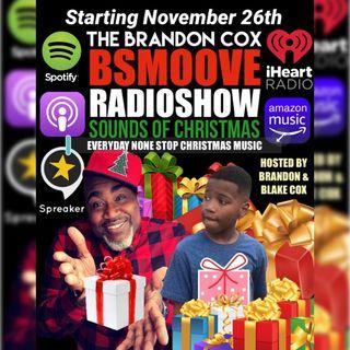 THE BSMOOVE RADIOSHOW SOUNDS OF CHRISTMAS