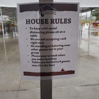 "Governor Abbott Shuts Down Brewery Restaurants on a ""Reinterpretation of Rules"""
