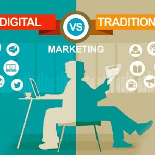 Do You Know the Difference Between Digital and Traditional Marketing?