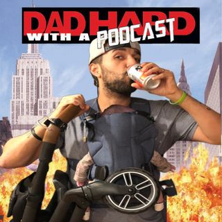 Episode 4: 100% Dad (w/ Creator Of 100% Dad Townsend Russell)