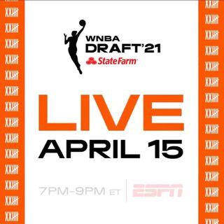 2021 WNBA draft goes down April 15