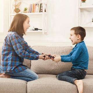¿Tus hijos se pelean? ¿generalmente por qué lo hacen?