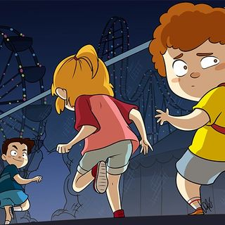 Verdepaura - Episodio 1 - Notte al Luna Park