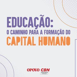 Educação: o caminho para a formação do capital humano