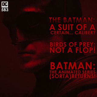 The Batman: A Suit of a Certain Caliber!